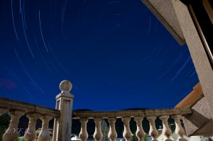 Star Trail 02-07-2012